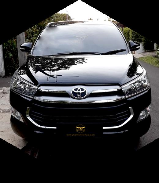 Sewa Toyota Kijang Innova Reborn